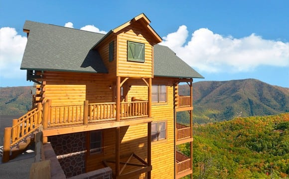 Gatlinburg Tennessee Cabins ~ Groups who will love staying in our large cabins
