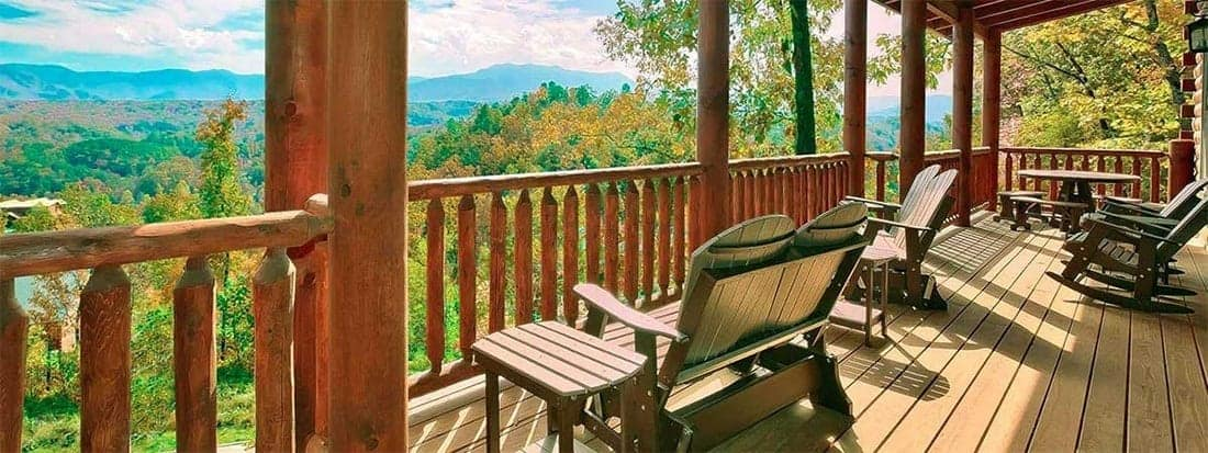Sit back and relax in the comfort of one of our luxury large cabin rentals in the Smoky Mountains.