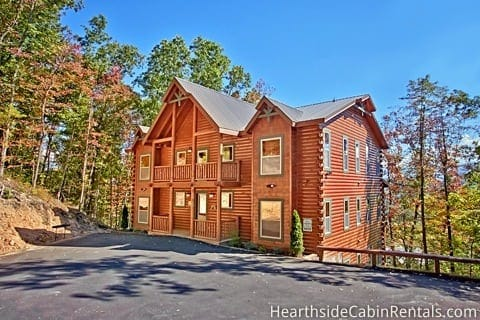 7 Perks Of Staying At Our 13 Bedroom Cabins In Gatlinburg Tn