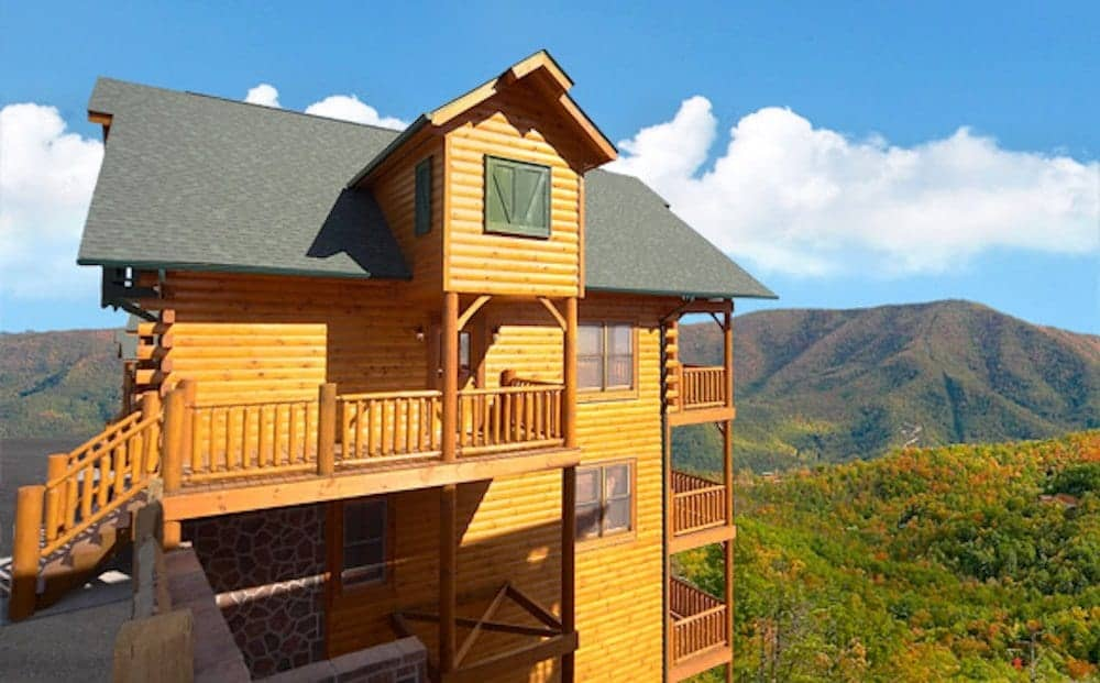 5 Reasons to Have Your Family Reunion at Our Large Cabins in Gatlinburg